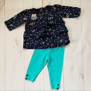 Carters Owl Outfit